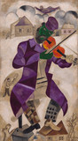 Green Violinist