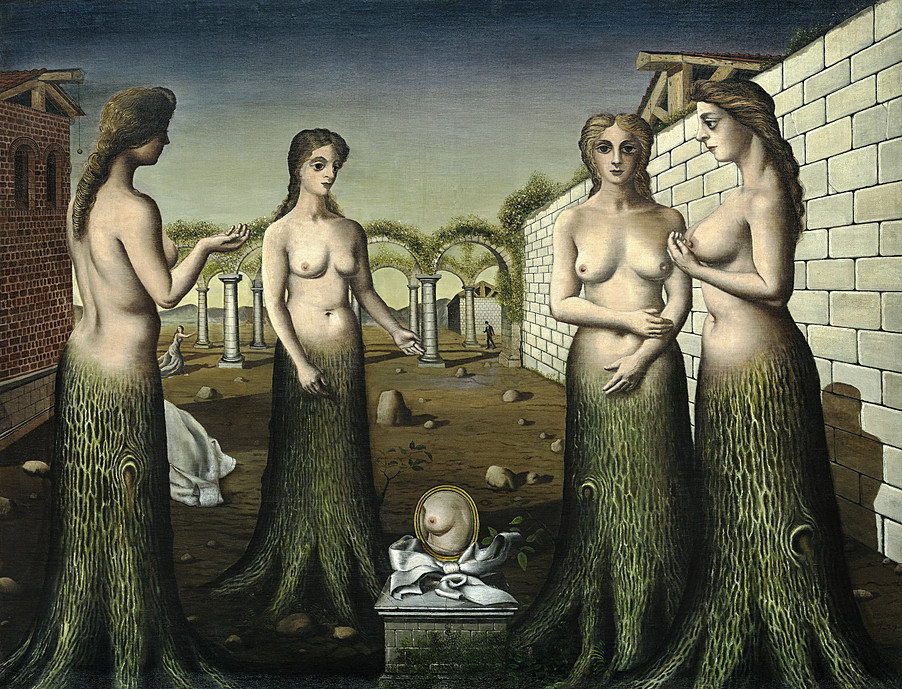 Paul Delvaux Gallery Paul Delvaux