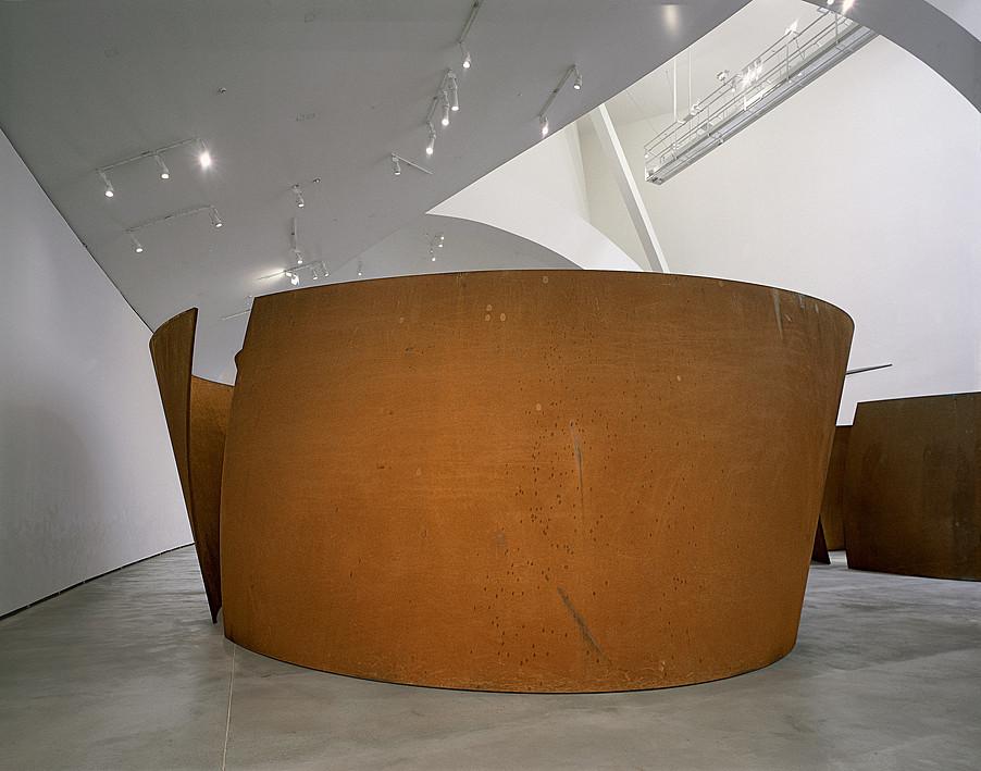 Torqued Ellipses Richard Serra Richard Serra Double Torqued